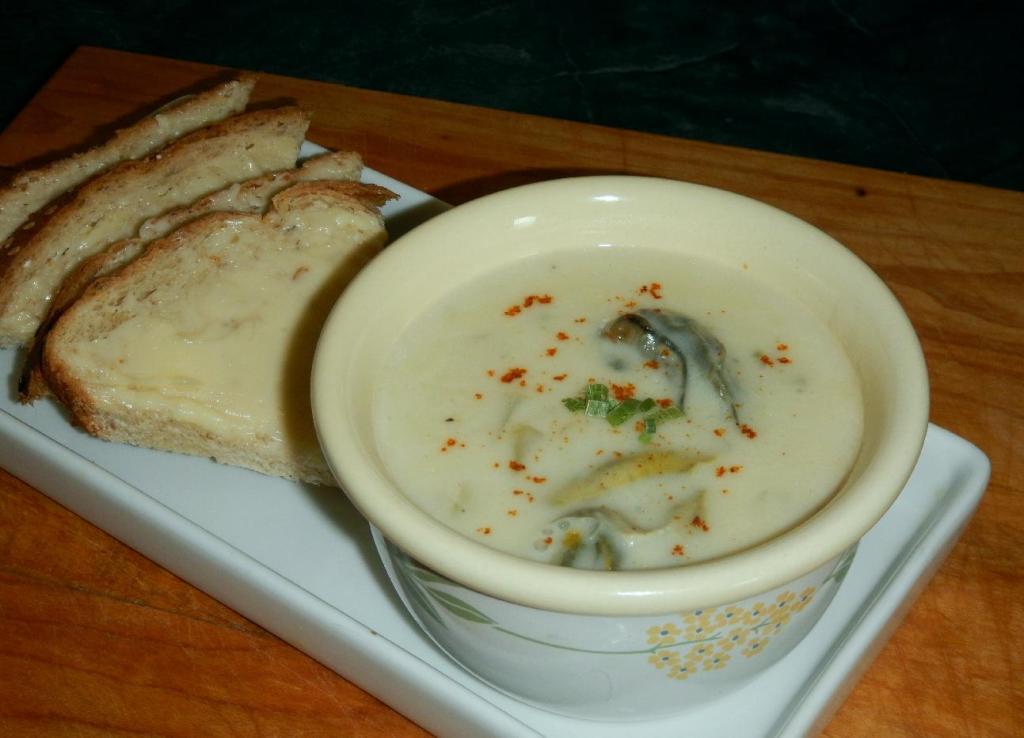 Oyster Chowder 1