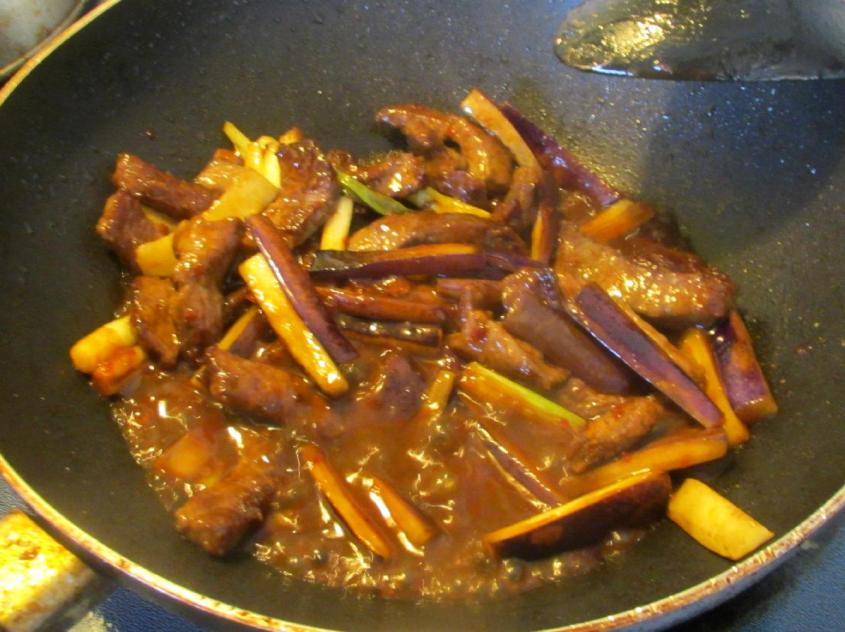 Bean Paste Beef 6