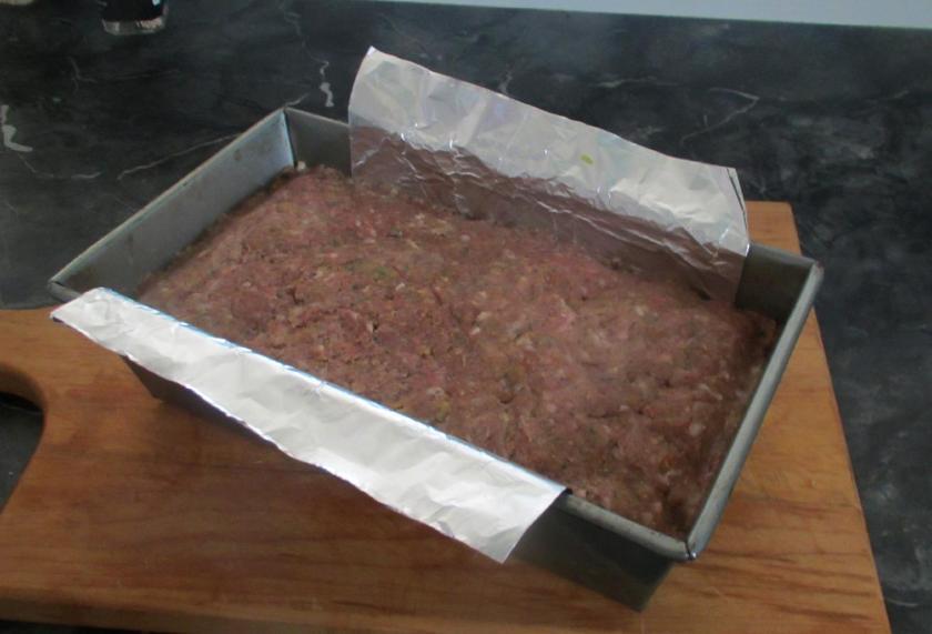 Simple Meatloaf 3