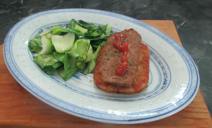 Simple Meatloaf 5