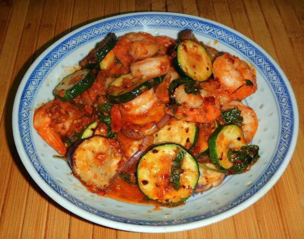 Thai Shrimp Curry 1