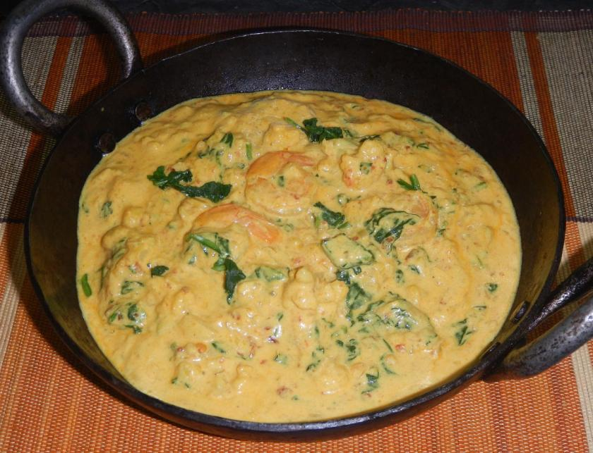 Balinese Shrimp Curry 1