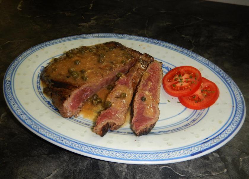 Marinated Flank Steak 01