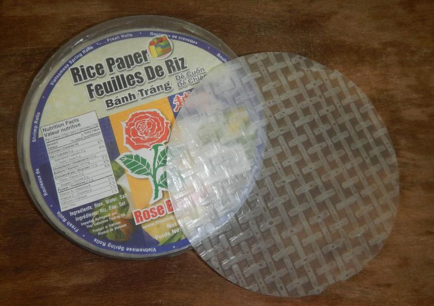 Rice Paper 1