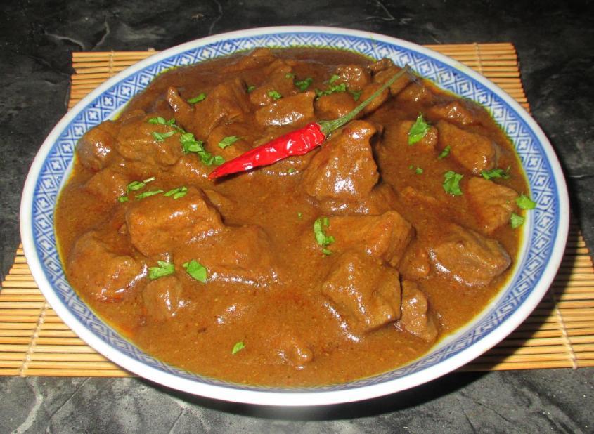 Madras Curry Powder 2