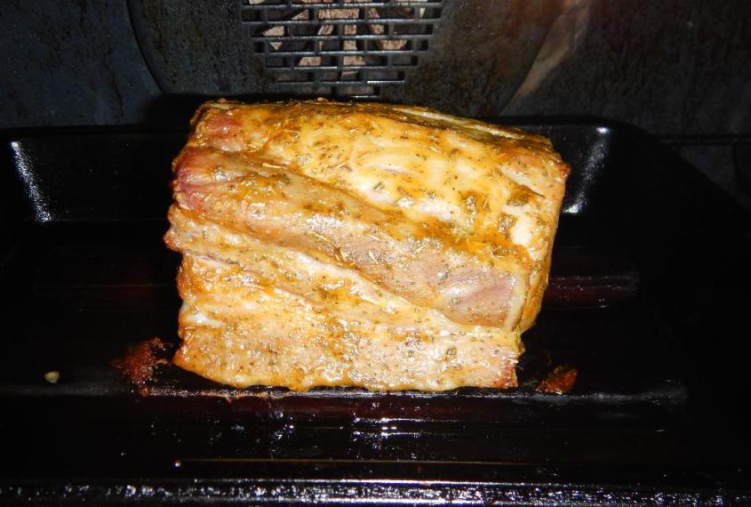 Brined Pork Roast 6