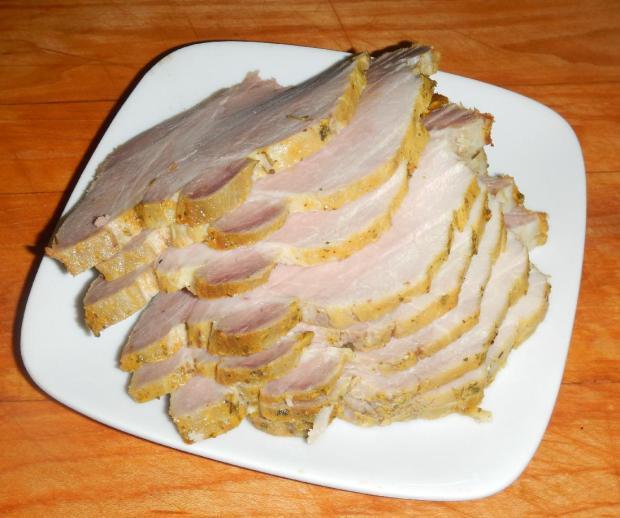 Brined Pork Roast 7
