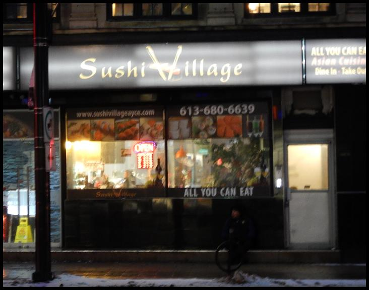 Sushi Village 1