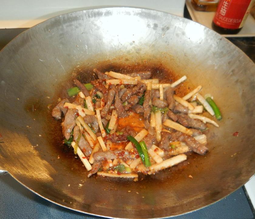 Daikon Beef 7