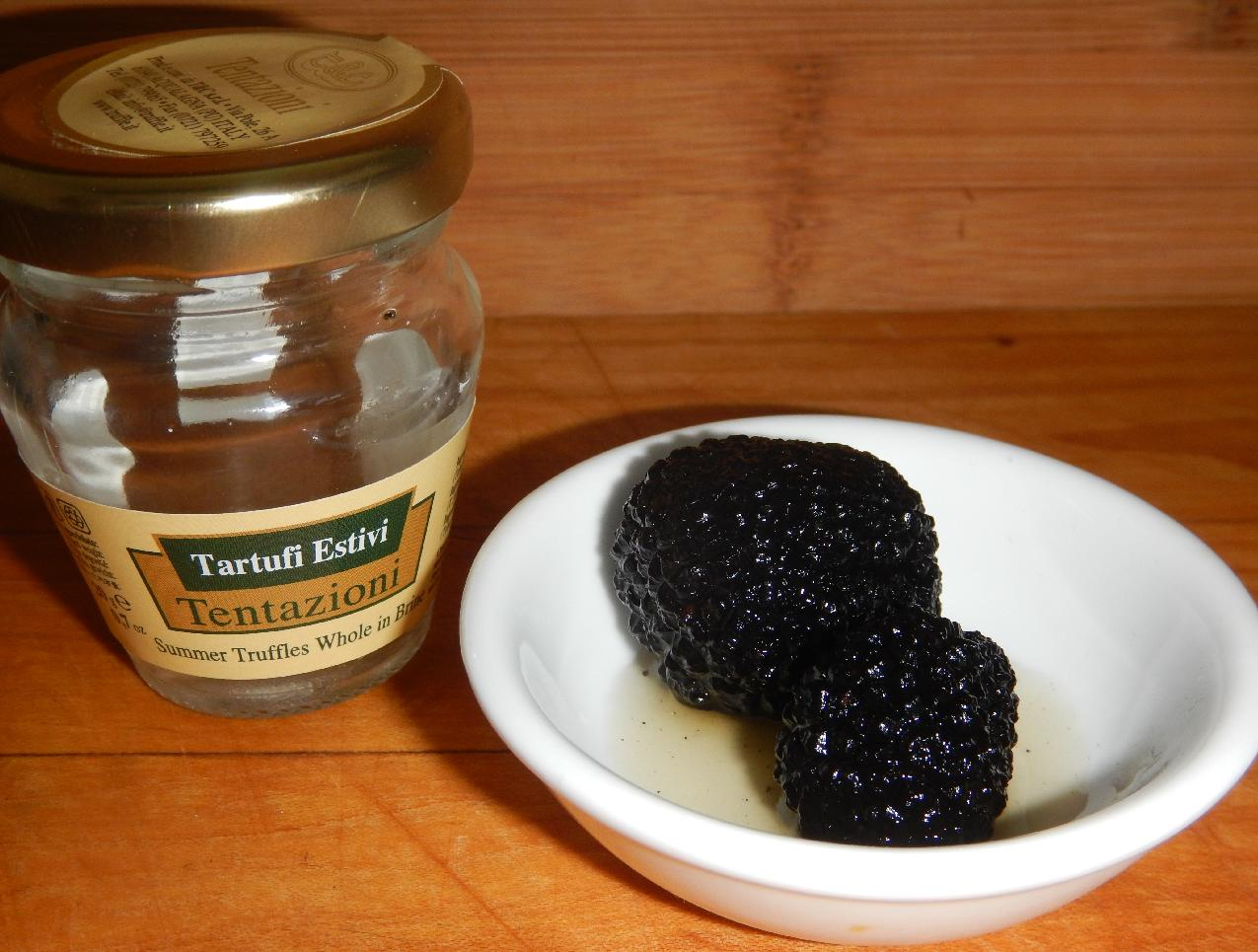 Preserved Black Truffles 1