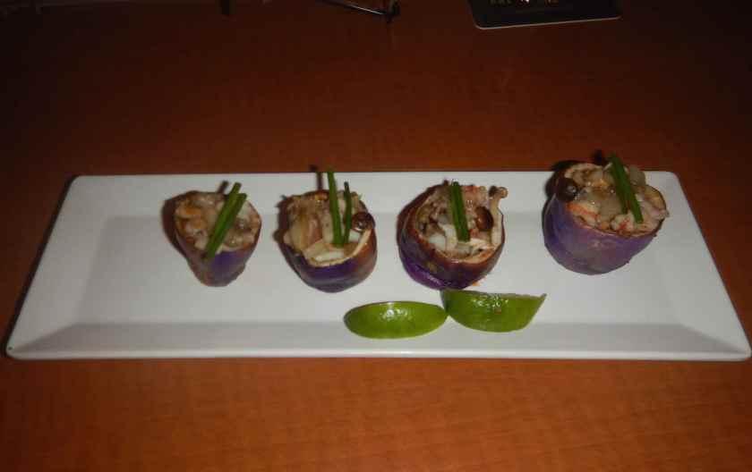 Nasu Eggplant