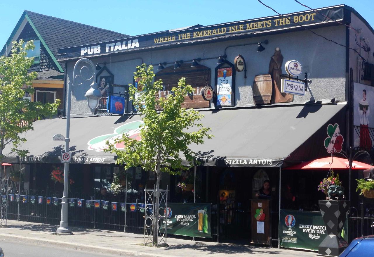 Pub Italia 1A