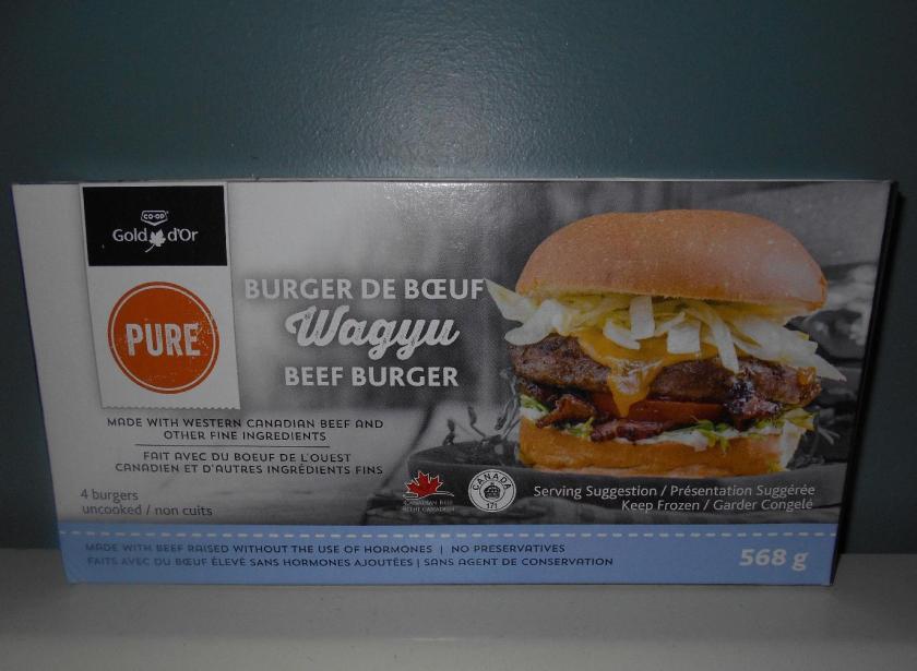 Wagyu Burgers 1