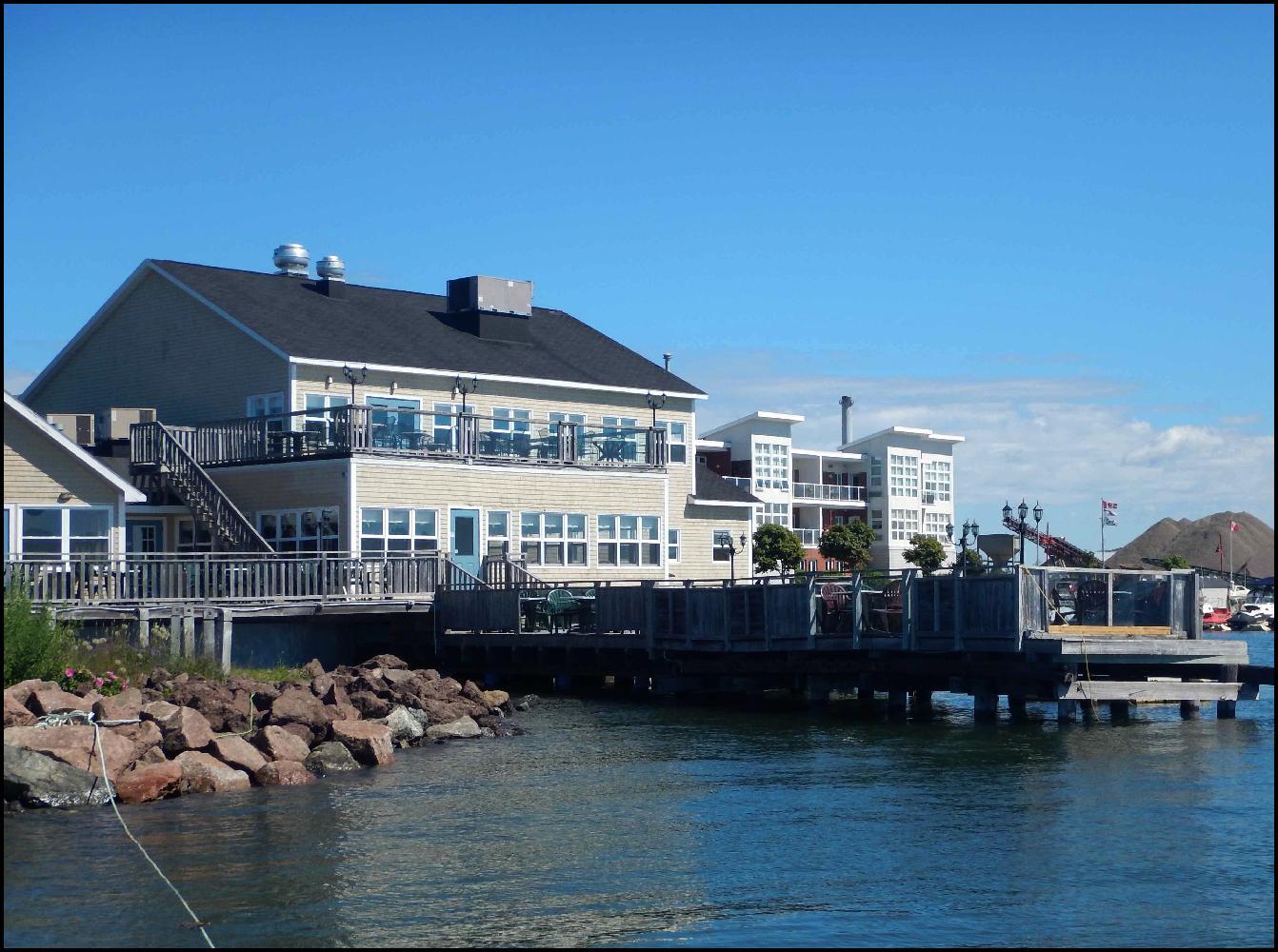 Lobster Wharf 1B