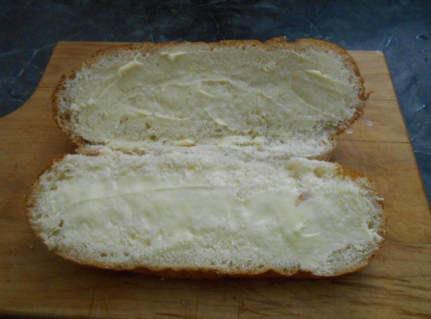 Onion Steak Sandwich 6