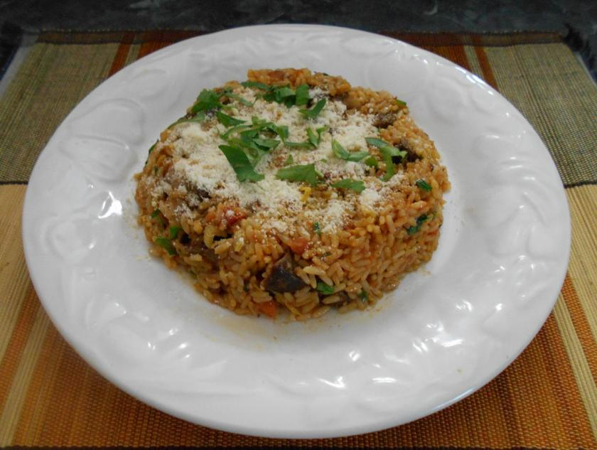 Risotto Inglese 1