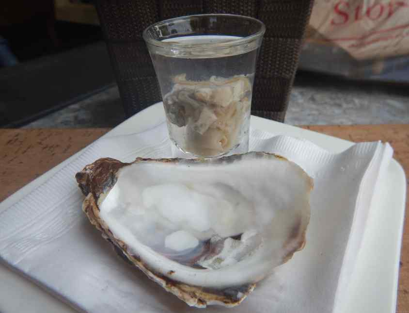 The Oyster Shooter 1