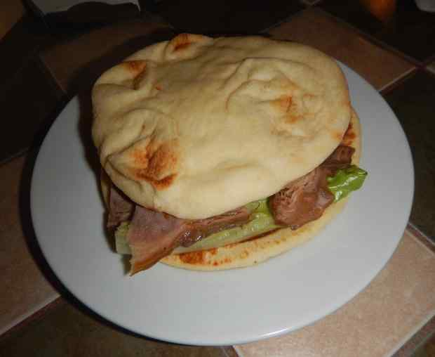 Chinese Beef Burger 1