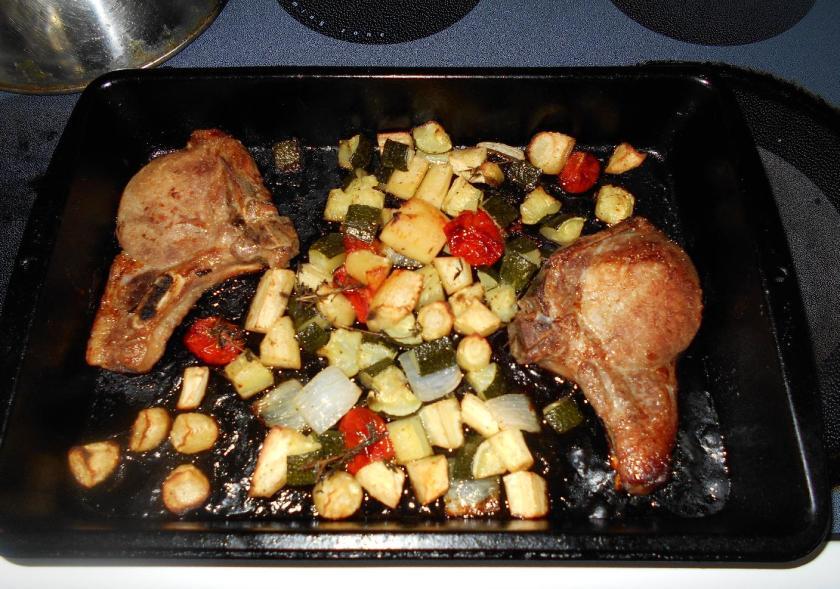 Meat and Veg Roast 2