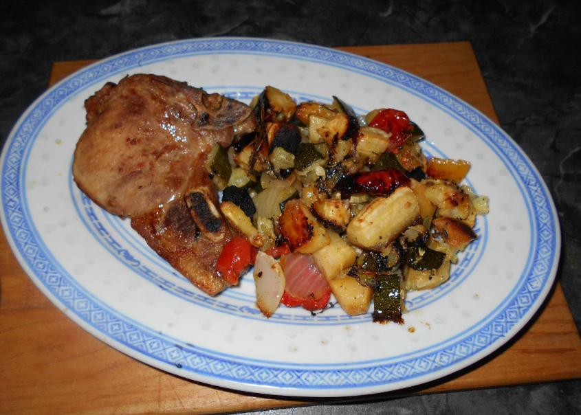 Meat and Veg Roast 3