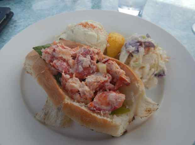 The Lobster Roll 1