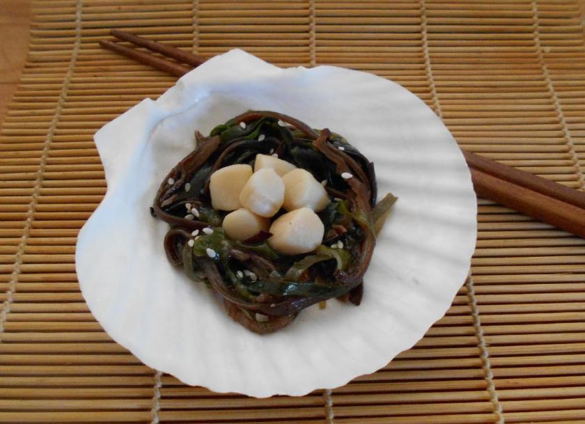 Scallop Nest 1