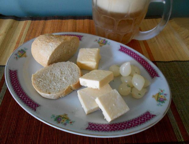Ploughmans Lunch 1
