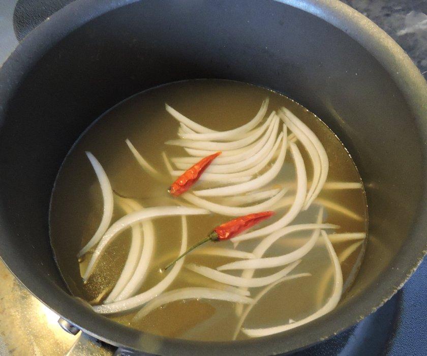 Kimchi Soup 3