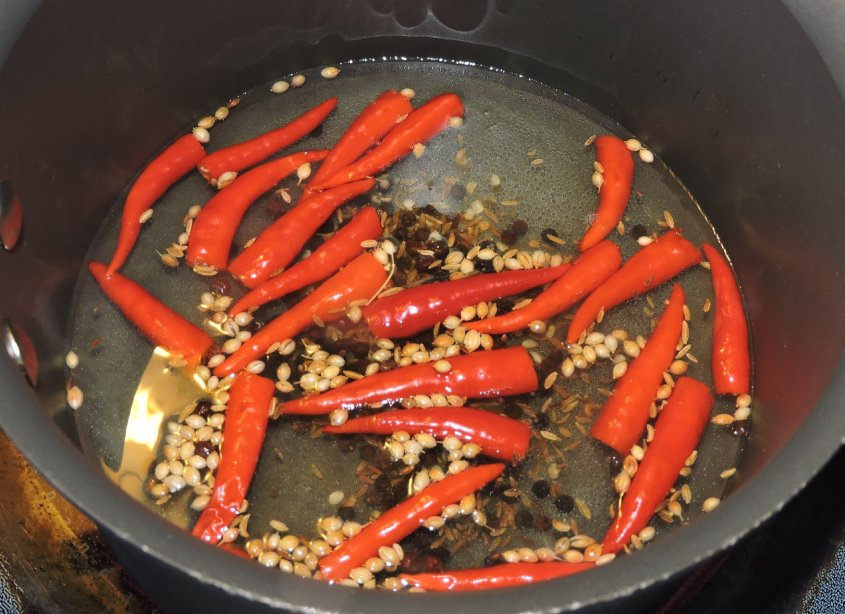 Spicy Pickled Bell Peppers 6