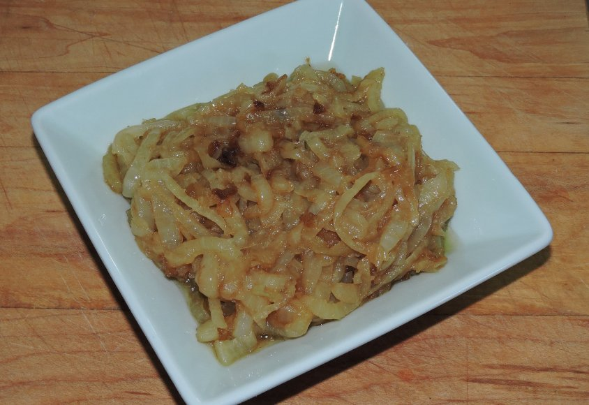 Caramelized Onions 1