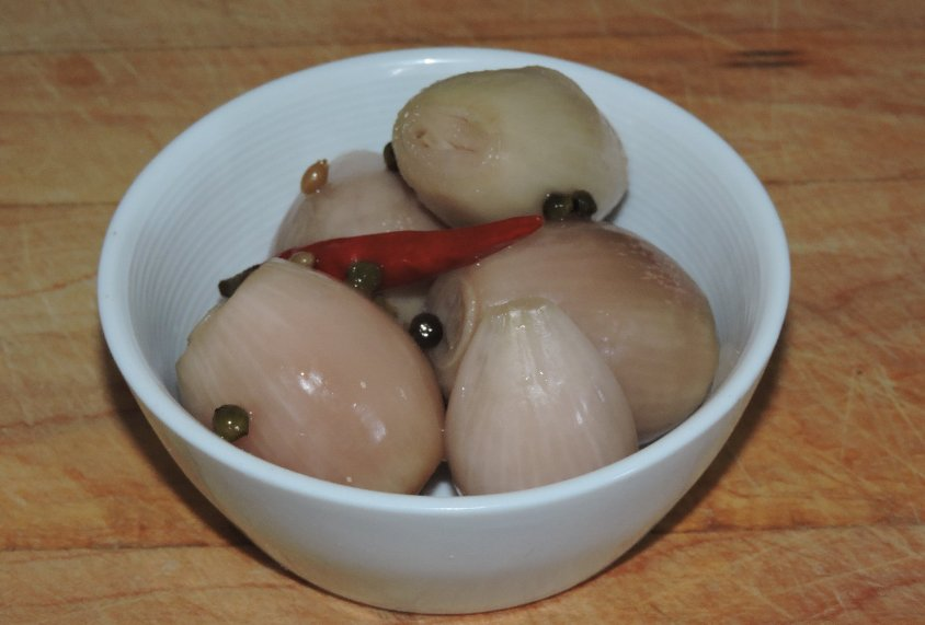 Pickled Shallots 1