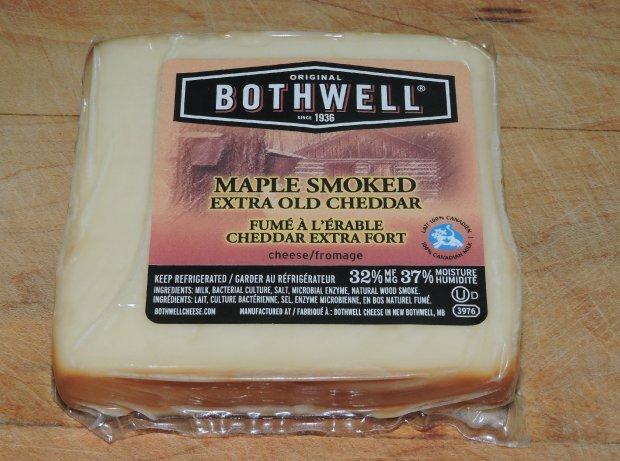 Bothwell Brand Maple Smoked Cheddar