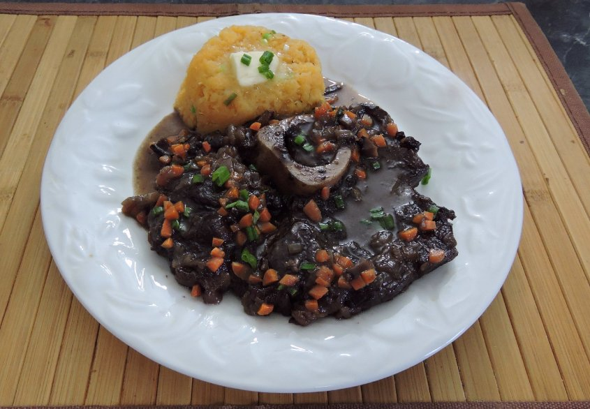 Braised Beef Shank 1