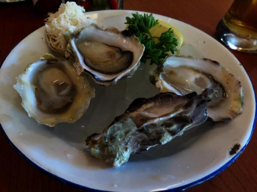 Oyster Express 4