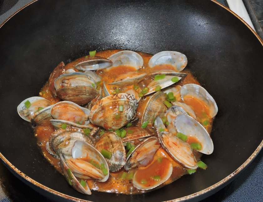 Chili Clams 5