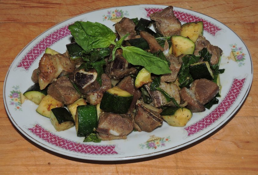 Lamb with Zucchini and Basil 1.JPG