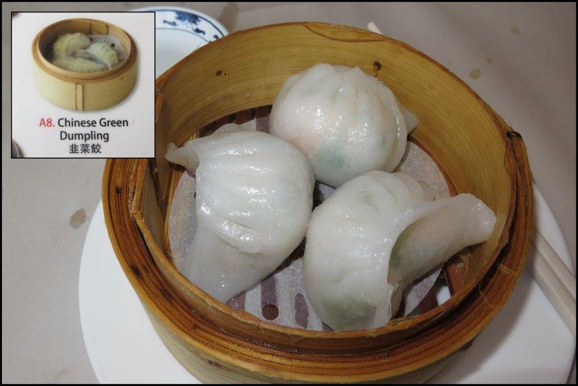 Chinese Green Dumpling 1