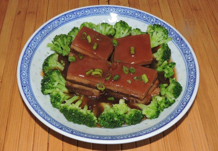 Spiced Soy Pork 1