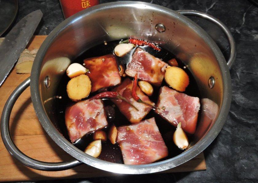 Spiced Soy Pork 3