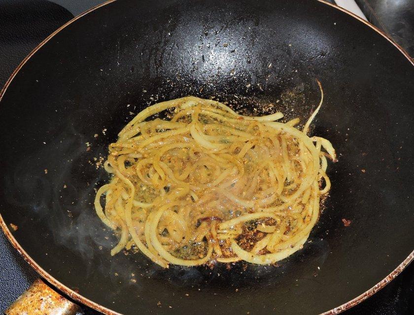 Spicy Bagoon Prawns 5