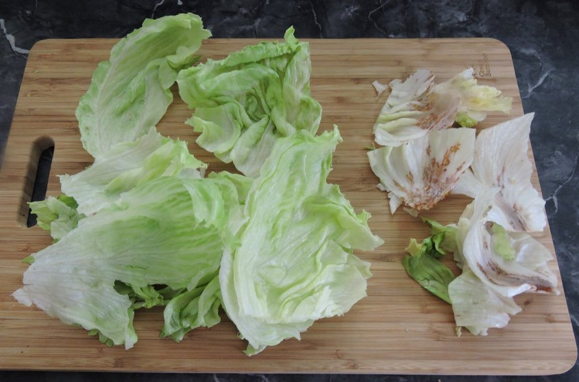 Braised Lettuce 2
