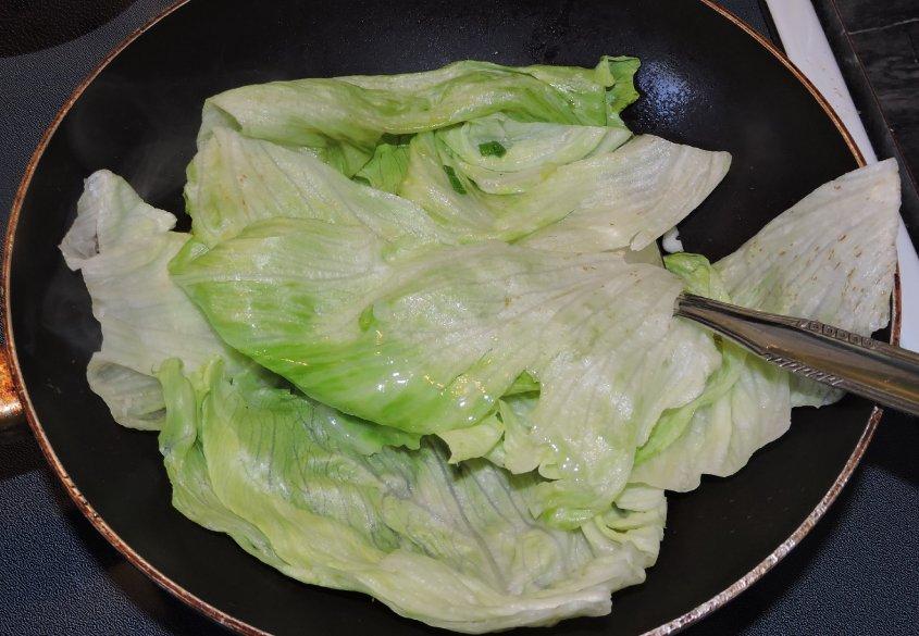 Braised Lettuce 5