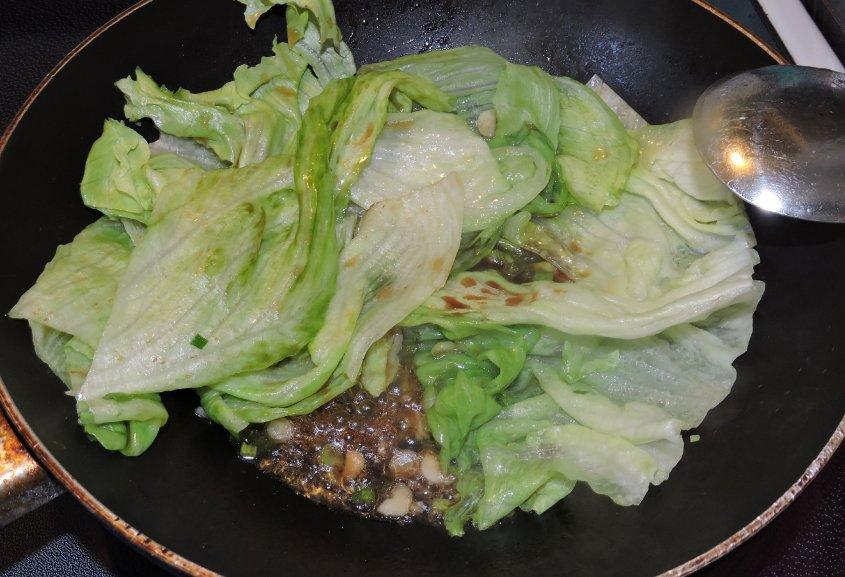 Braised Lettuce 6