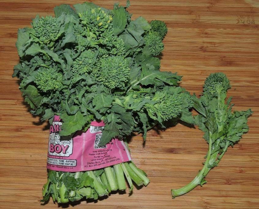 Broccoli Rabe 1
