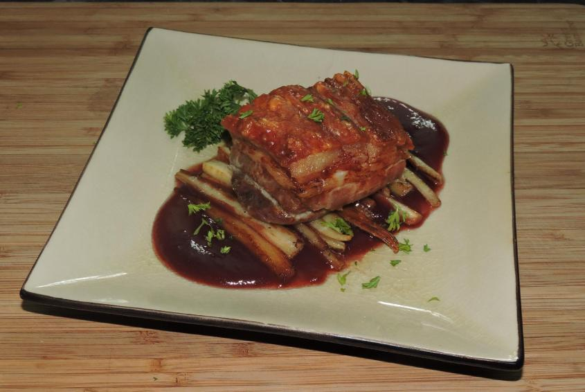 Pork Belly Appetizer 1