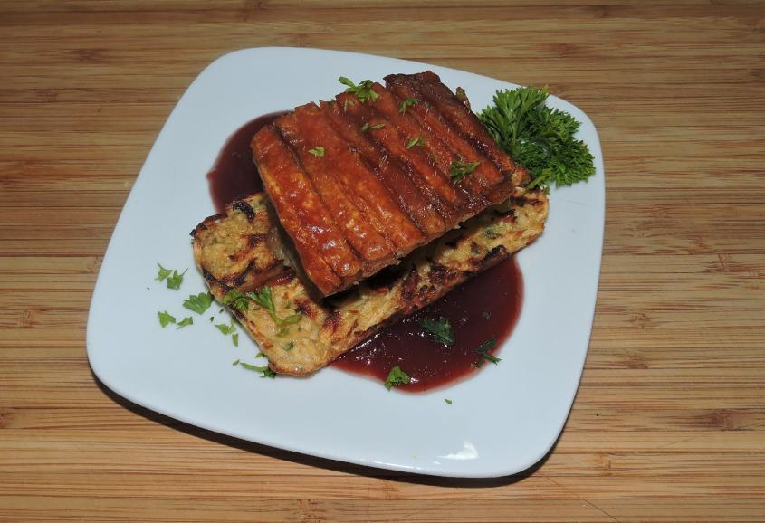 Pork Belly Appetizer 4