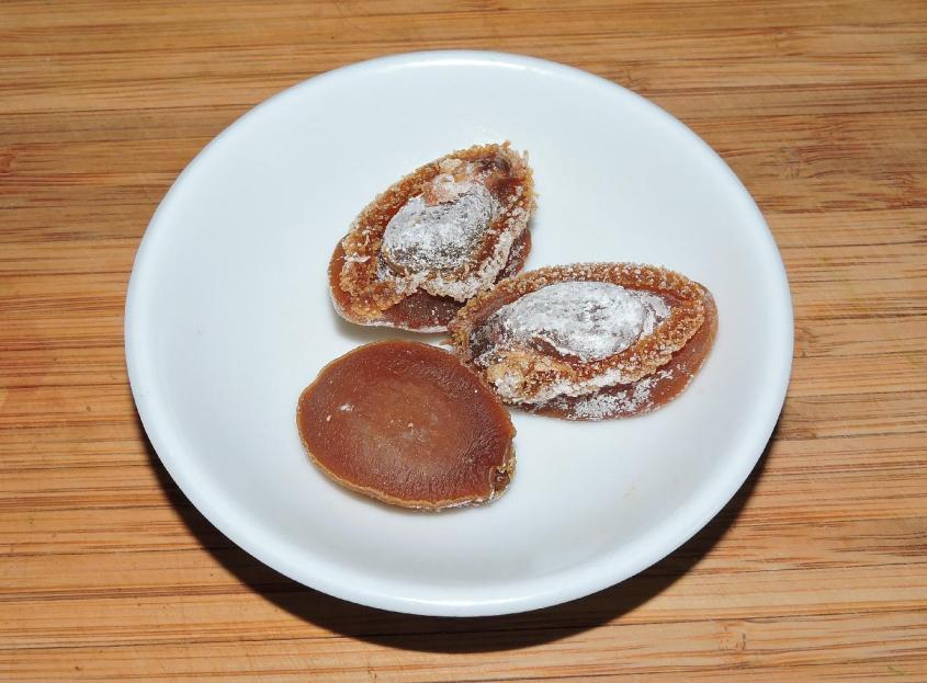 Dried Abalone 1