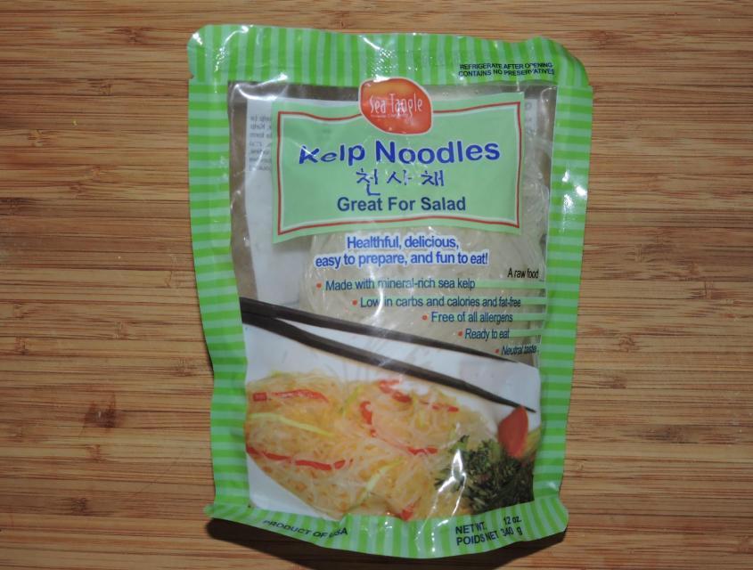 Kelp Noodles 1