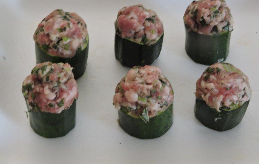 Lamb Stuffed Zucchini 4