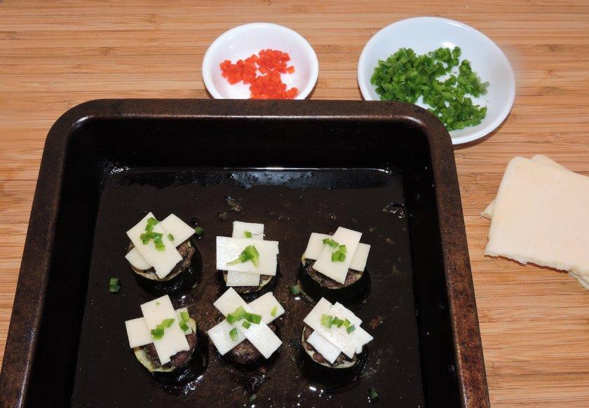 Lamb Stuffed Zucchini 6